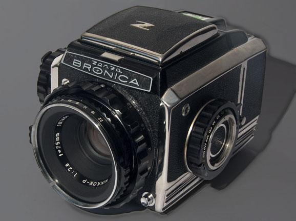 A Bronica S2A